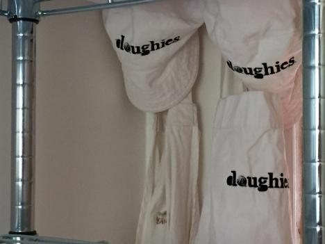 Some doughies branding...