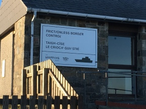 Across the Frictionless Border....